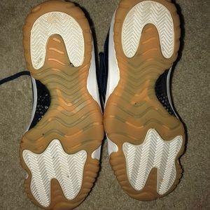 Jordan Shoes - Jordan 11 Low Navy Blue
